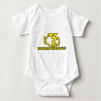 Emissions Impossible Baby Bodysuit