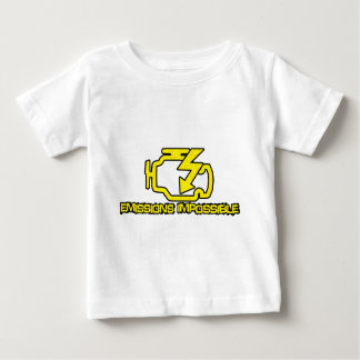 Emissions Impossible Baby T-Shirt
