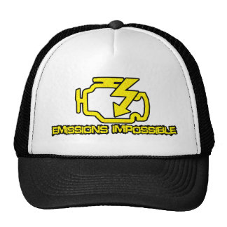 Emissions Impossible Trucker Hat