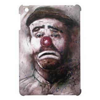 Emit Kelly Clown Art.jpg iPad Mini Cases