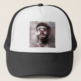 Emit Kelly Clown Art.jpg Trucker Hat