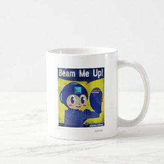 ¡Emítame para arriba! Taza De Café