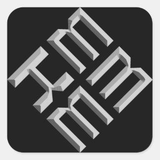 EMKE Logo Sticker