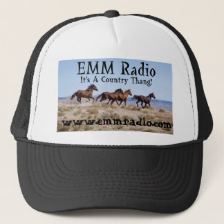 EMM Radio Ball Cap