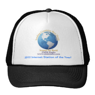 EMM Radio 'Station of the Year' Cap Trucker Hat