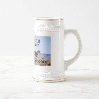 EMM Radio Stein Coffee Mug