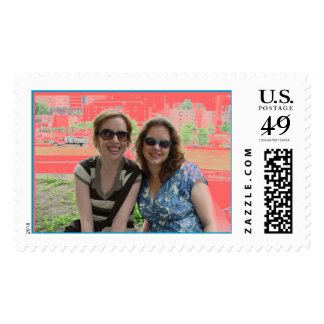 Emma and Carrie Postage
