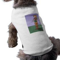 Emma, Anime Art Gallery Character Shirt