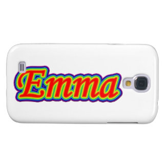 Emma - arco iris - en blanco