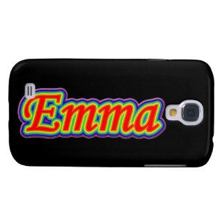 Emma - arco iris - en negro