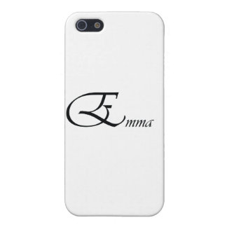 Emma Case For iPhone SE/5/5s