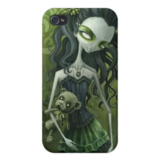 Emma Emerald Cover For iPhone 4