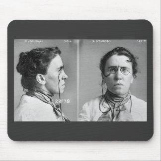 Emma Goldman - anarchist, 1911 Mouse Pad