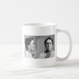 Emma Goldman - anarchist, 1911 Classic White Coffee Mug