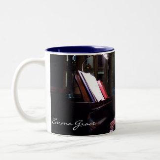 Emma Grace Piano Mug