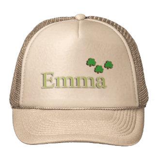 Emma Irish Trucker Hat
