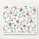 Emma Janeway Chic Floral Mousepad