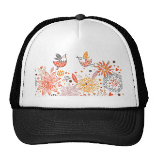 Emma Janeway Lovebirds Collection Trucker Hat
