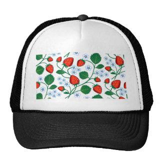 Emma Janeway Strawberry Collection Trucker Hat