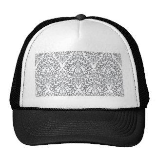 Emma Janeway Vintage Damask Collection Trucker Hat