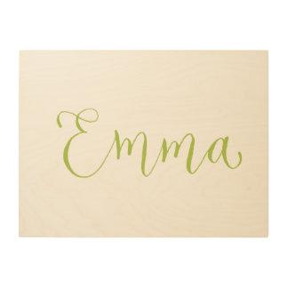 Emma Name Art & Framed Artwork   Zazzle