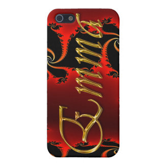 EMMA Name Branded iPhone Cover