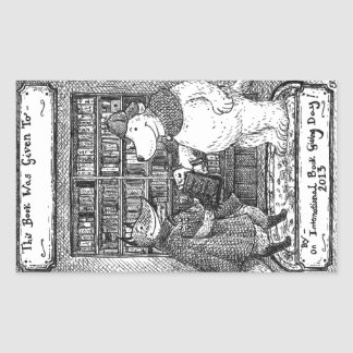 Emma Reynolds - Book Giving Day bookplate