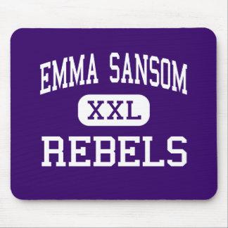 Emma Sansom - rebeldes - alto - Gadsden Alabama Alfombrilla De Raton