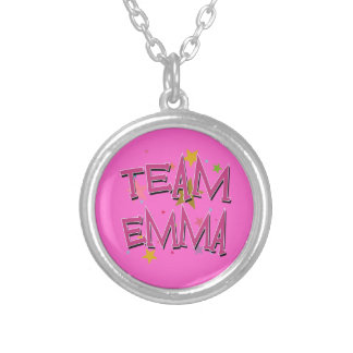 EMMA Team Emma Silver Plated Necklace