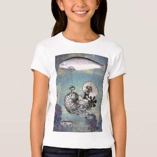 Emma the Nautilus-naut T-Shirt