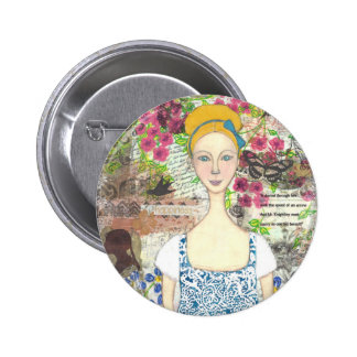 Emma Woodhouse Button