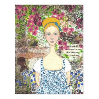 Emma Woodhouse Postcard