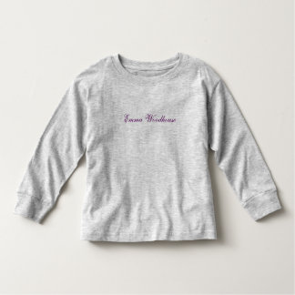 Emma Woodhouse Toddler T-shirt