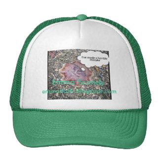 emmadork.blogspot.com trucker hat