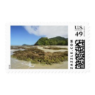 Emmagen Beach, Daintree National Park (UNESCO 3 Postage