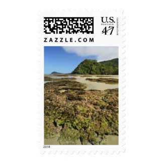 Emmagen Beach, Daintree National Park (UNESCO Stamp