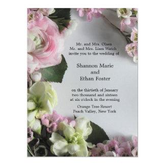 Emmaline Collection 6.5x8.75 Paper Invitation Card