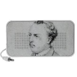 Emmanuel Chabrier envejeció 20, 1861 Mini Altavoces