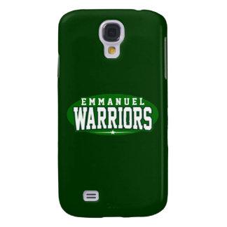 Emmanuel Christian High School; Warriors Galaxy S4 Cover