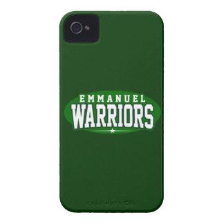 Emmanuel Christian High School; Warriors iPhone 4 Cover