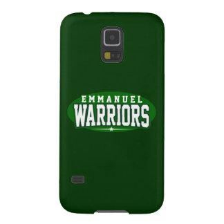 Emmanuel Christian High School; Warriors Galaxy S5 Covers