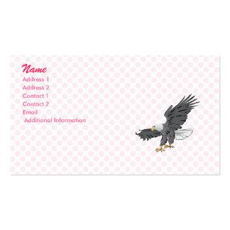 Emmanuel Eagle Double-Sided Standard Business Cards (Pack Of 100)
