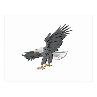 Emmanuel Eagle Postcard