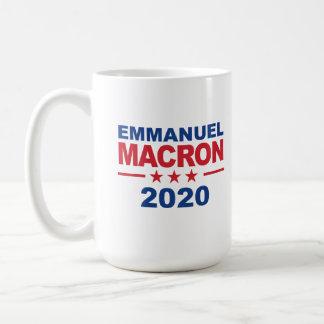 Emmanuel Macron 2020 - Coffee Mug