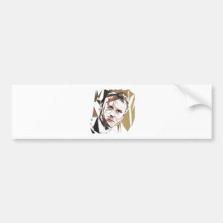 Emmanuel Macron Bumper Sticker
