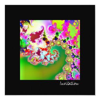 Emma's Garden I · Fractal Art · Goa Card