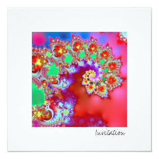 Emma's Garden II · Fractal Art · Goa Card