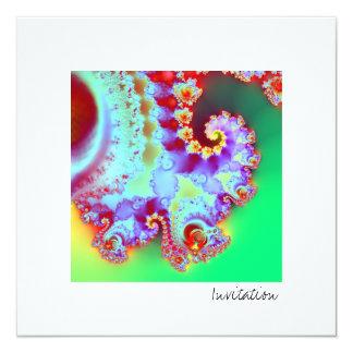 Emma's Garden III · Fractal Art · Goa Card