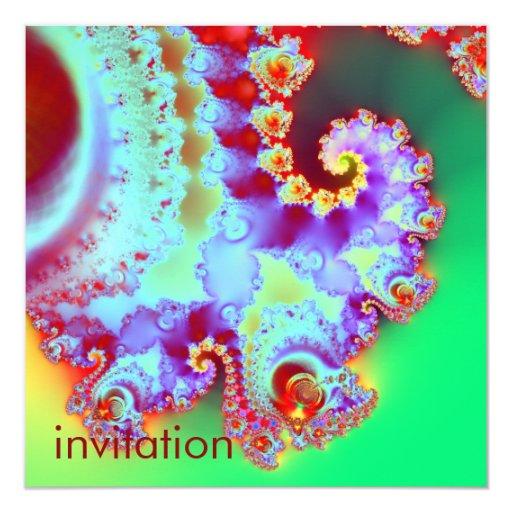 Emma's Garden III · Fractal Art · Goa Invitation