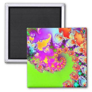 Emma's Garden IV · Fractal Art · Monsoon Magnet